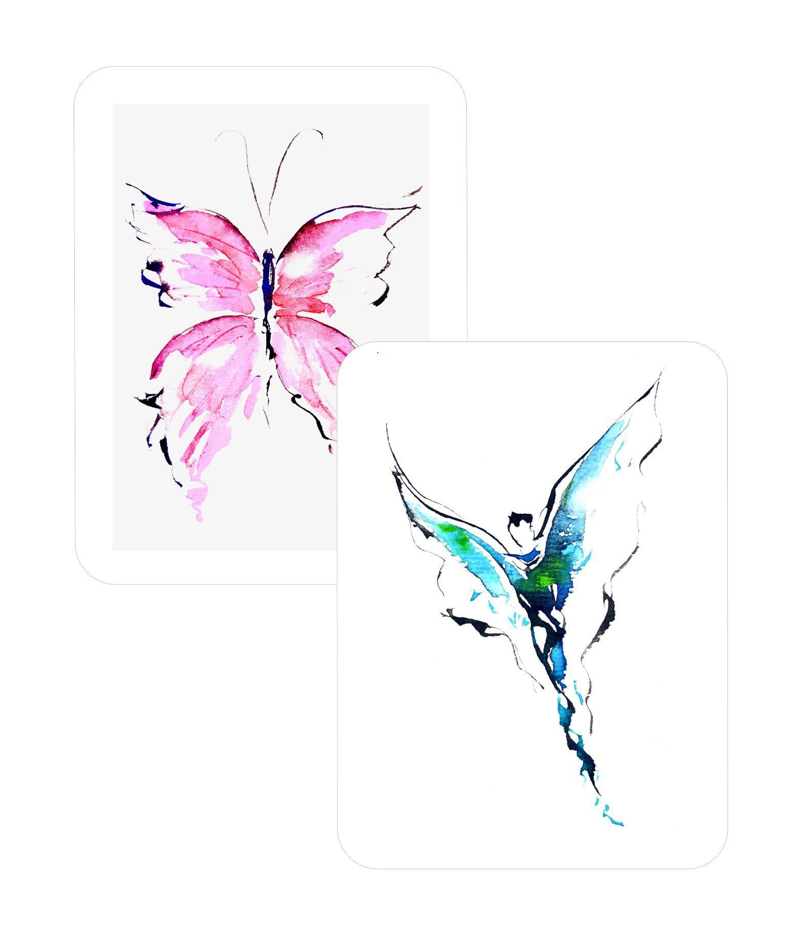Soul Art Schmetterling/Angelito