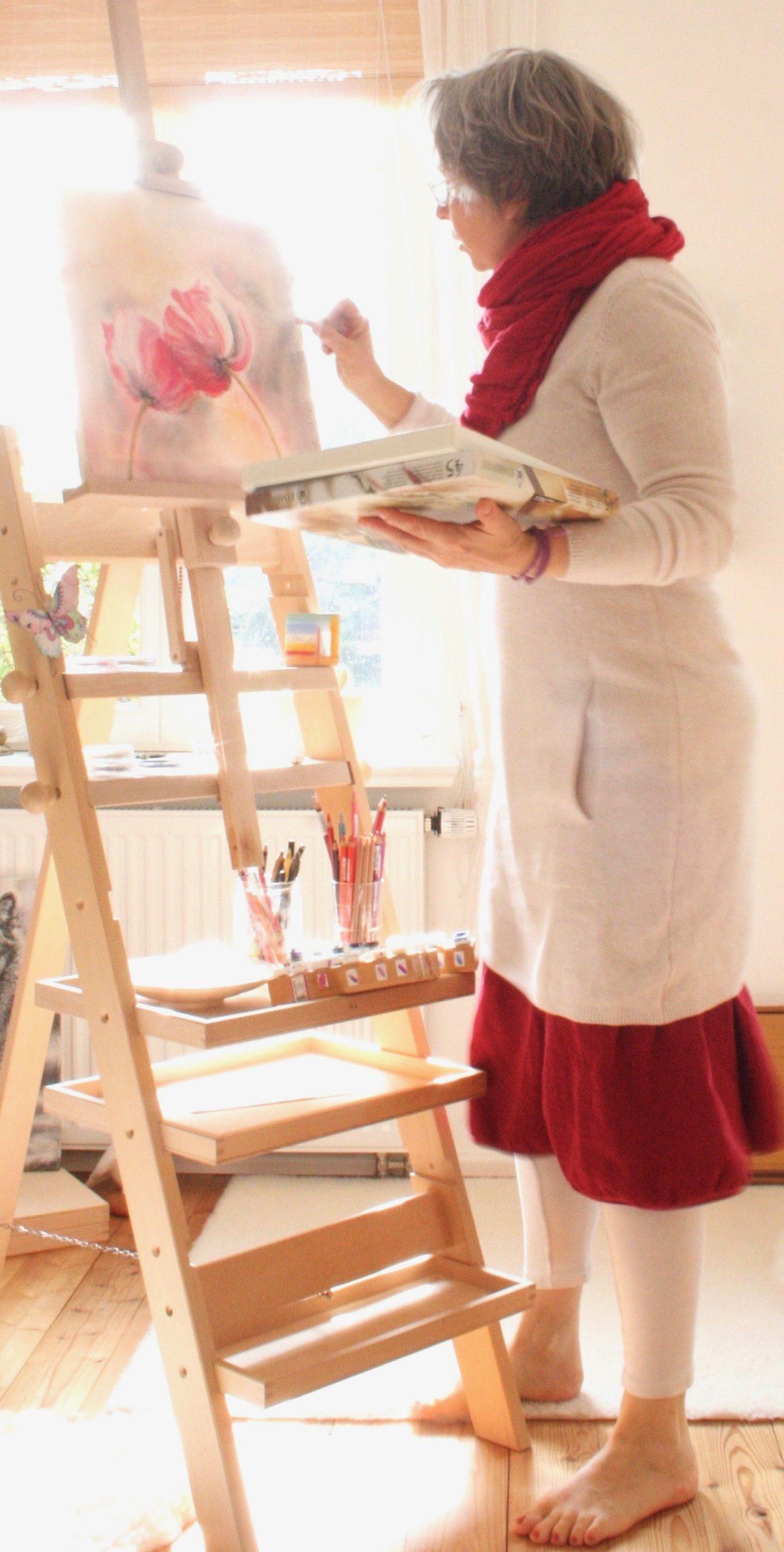 Portrait Anna Atelier