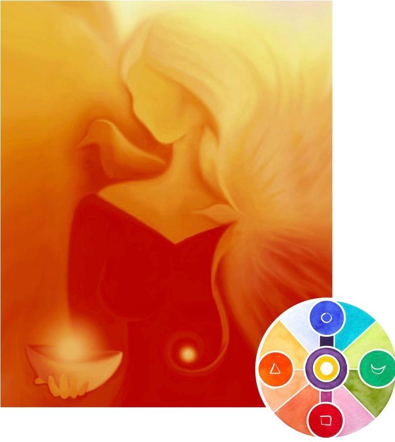 SPIRIT CIRCLE - ANIMA'S JOURNEY 1:1